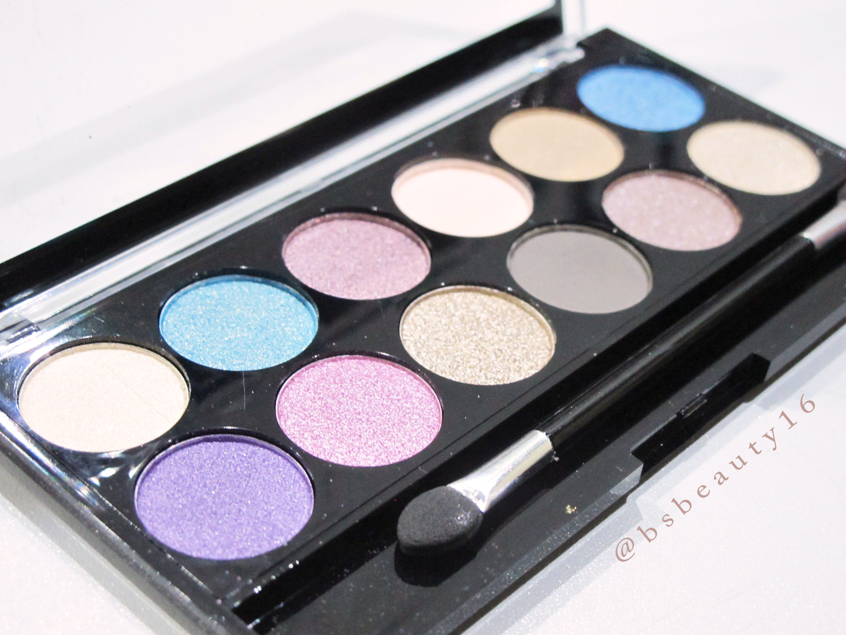 Glamour Day Eyeshadows [Makeup Review & Tips n Tricks]