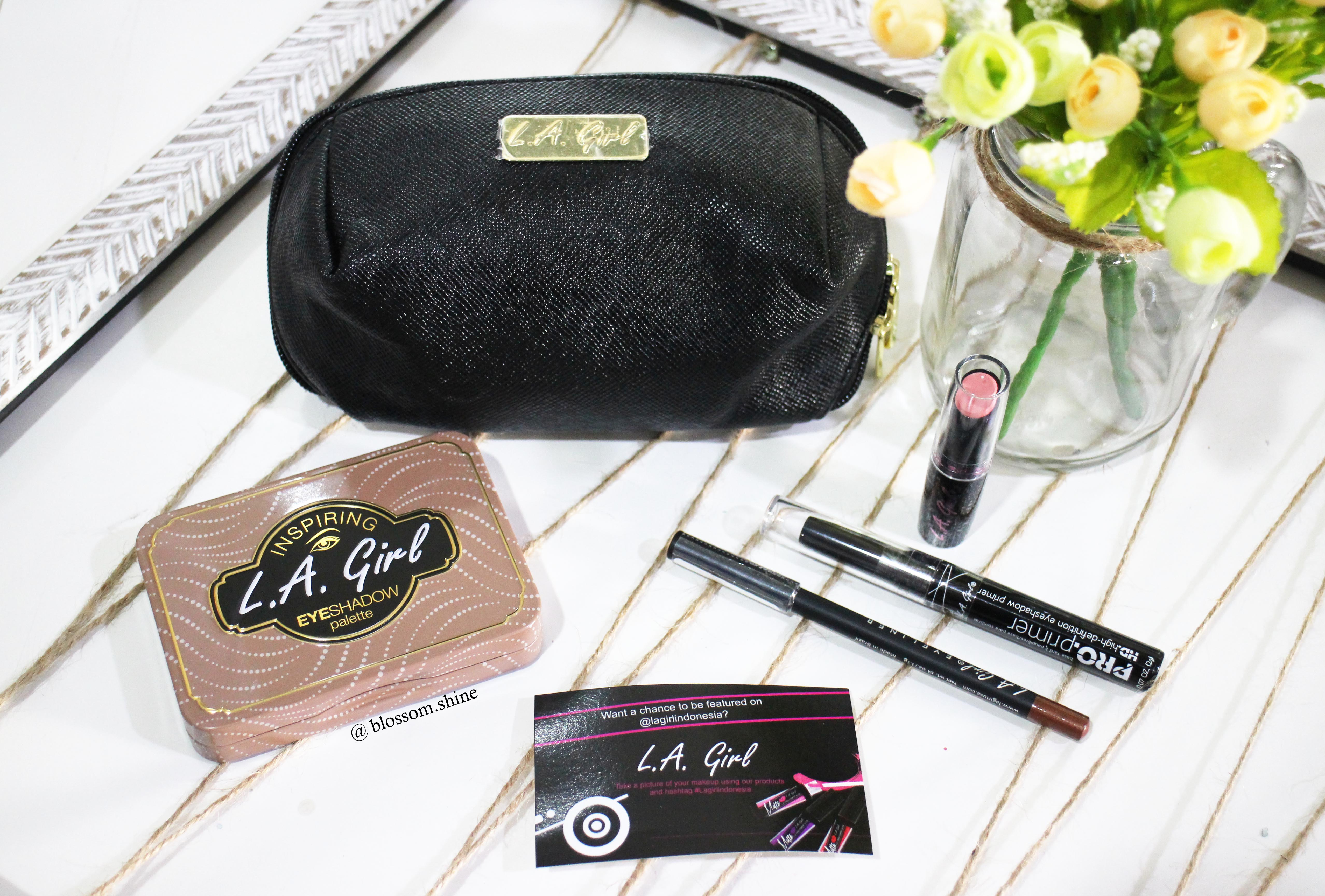 LA Girl Indonesia [ Makeup Review]