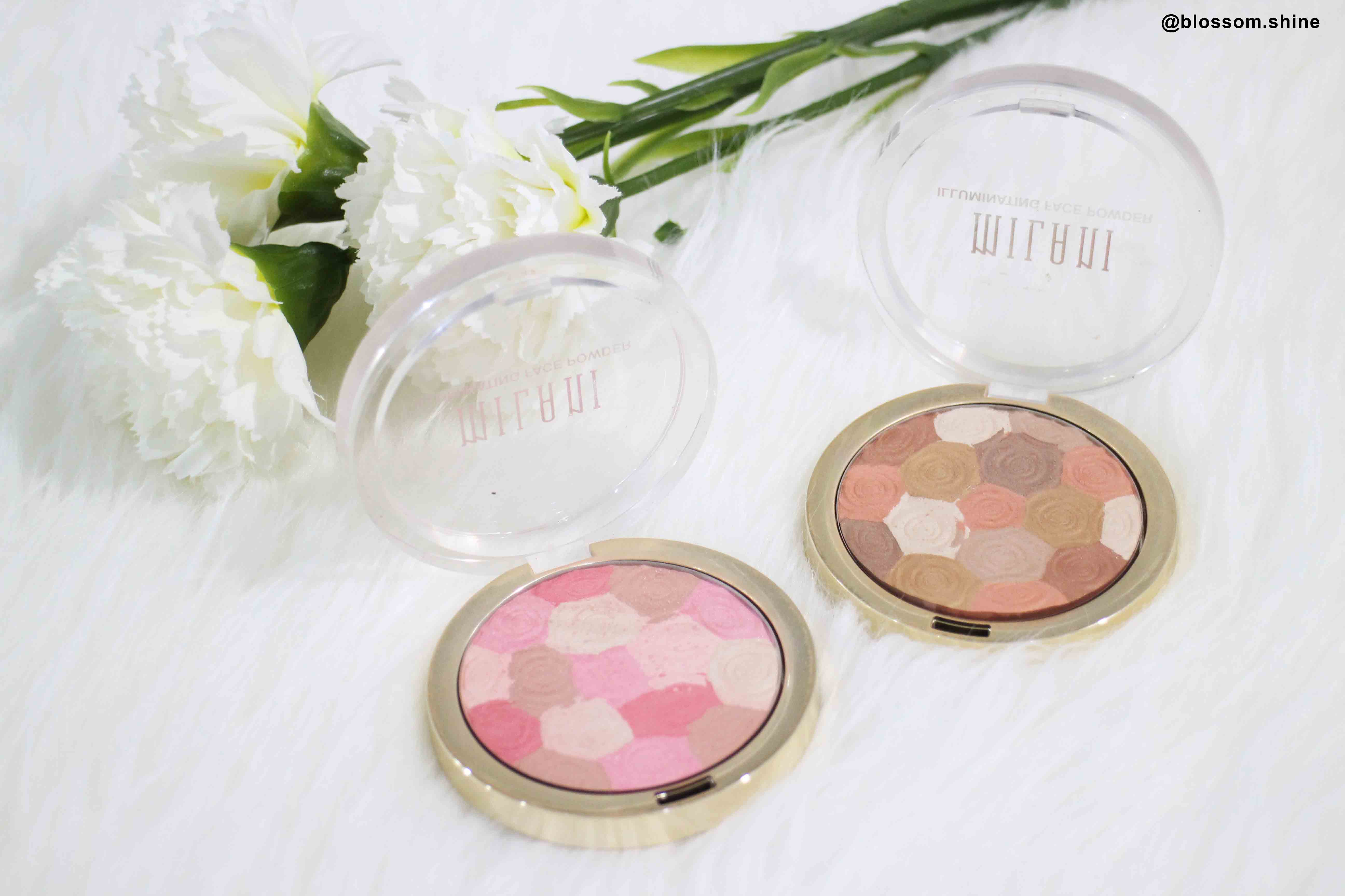 Milani Illuminating Face Powder [Makeup Review]