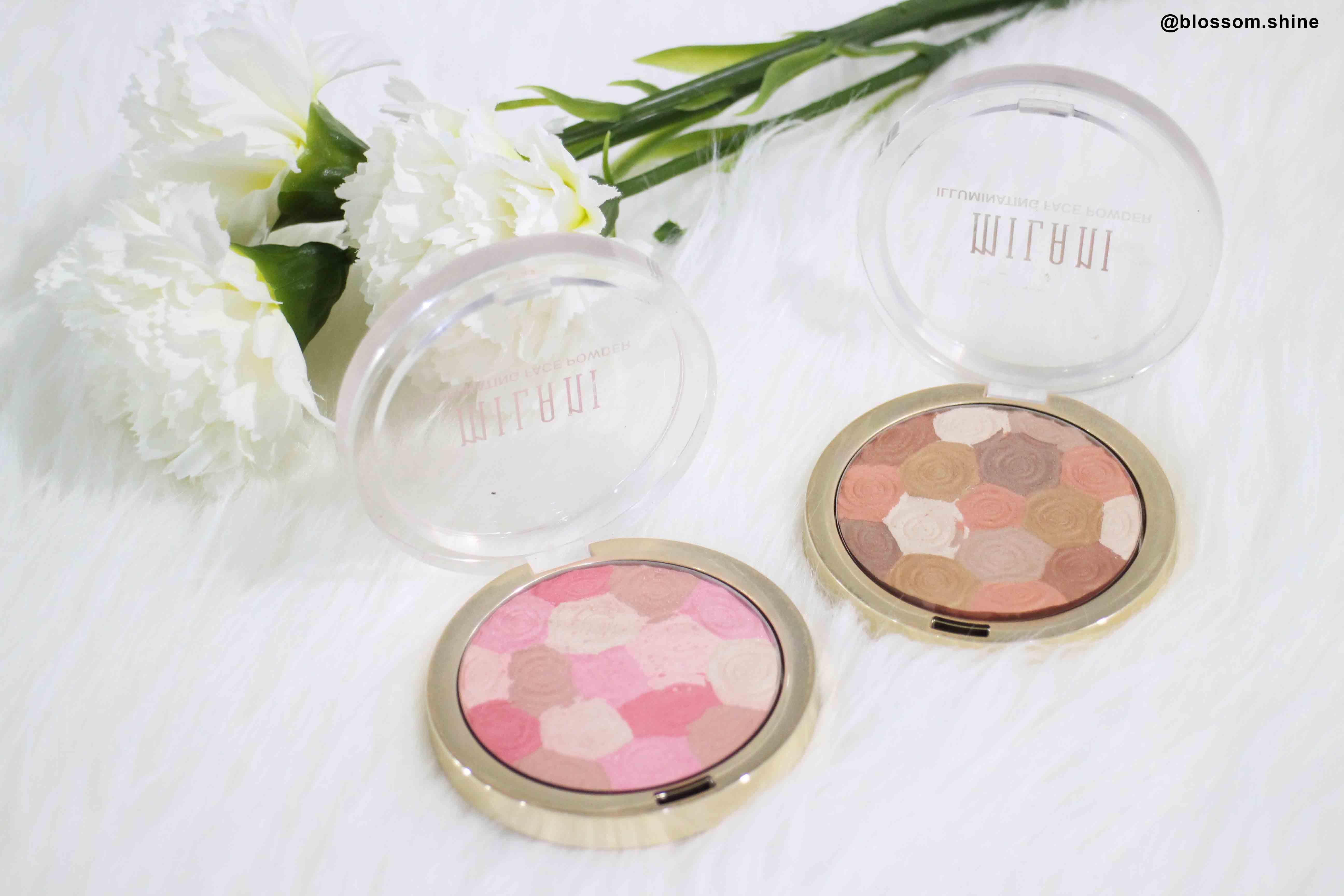 Milani Illuminating Face Powder [Makeup Review]