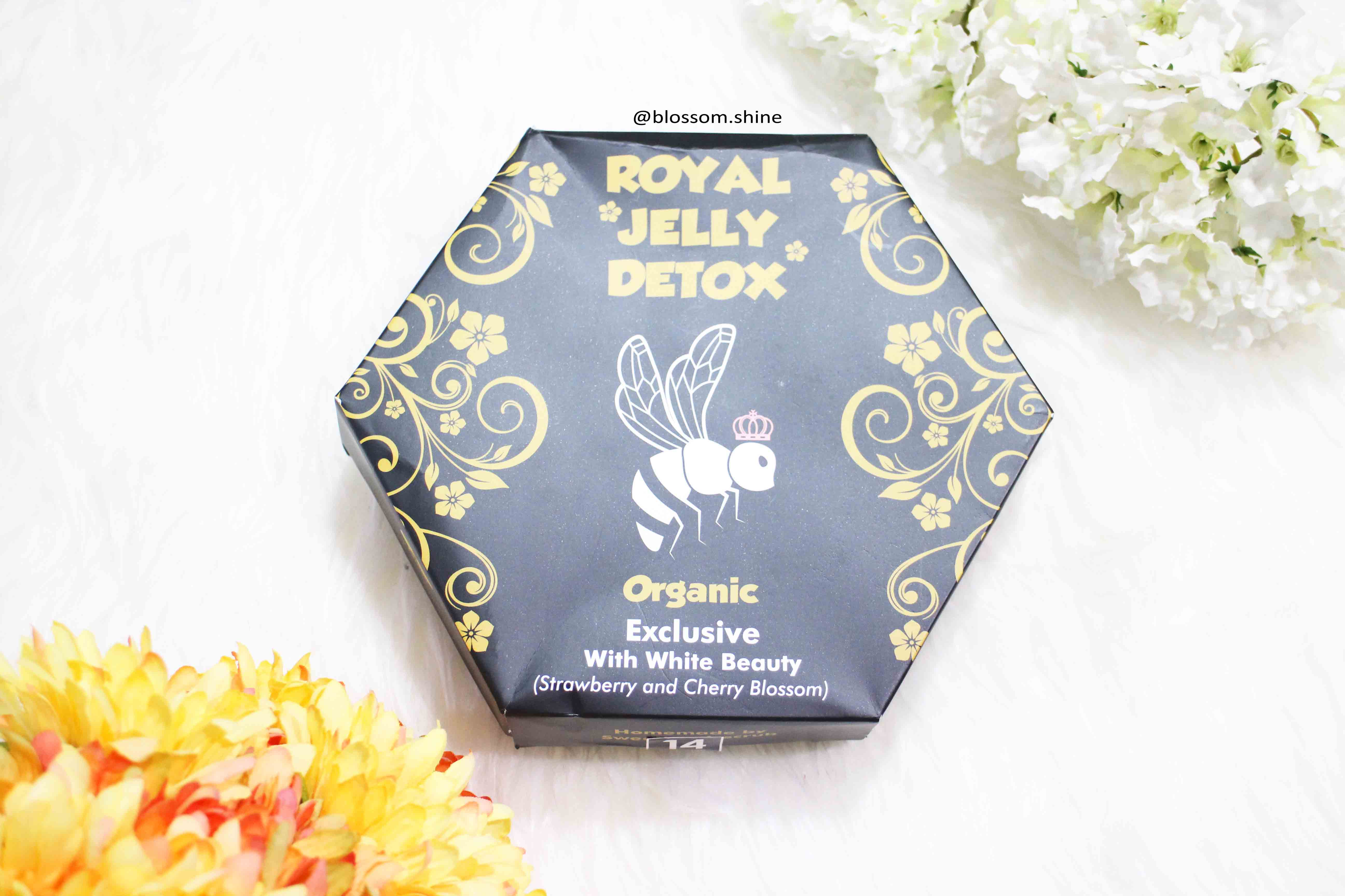 Royal Jelly Detox [Skincare Review]