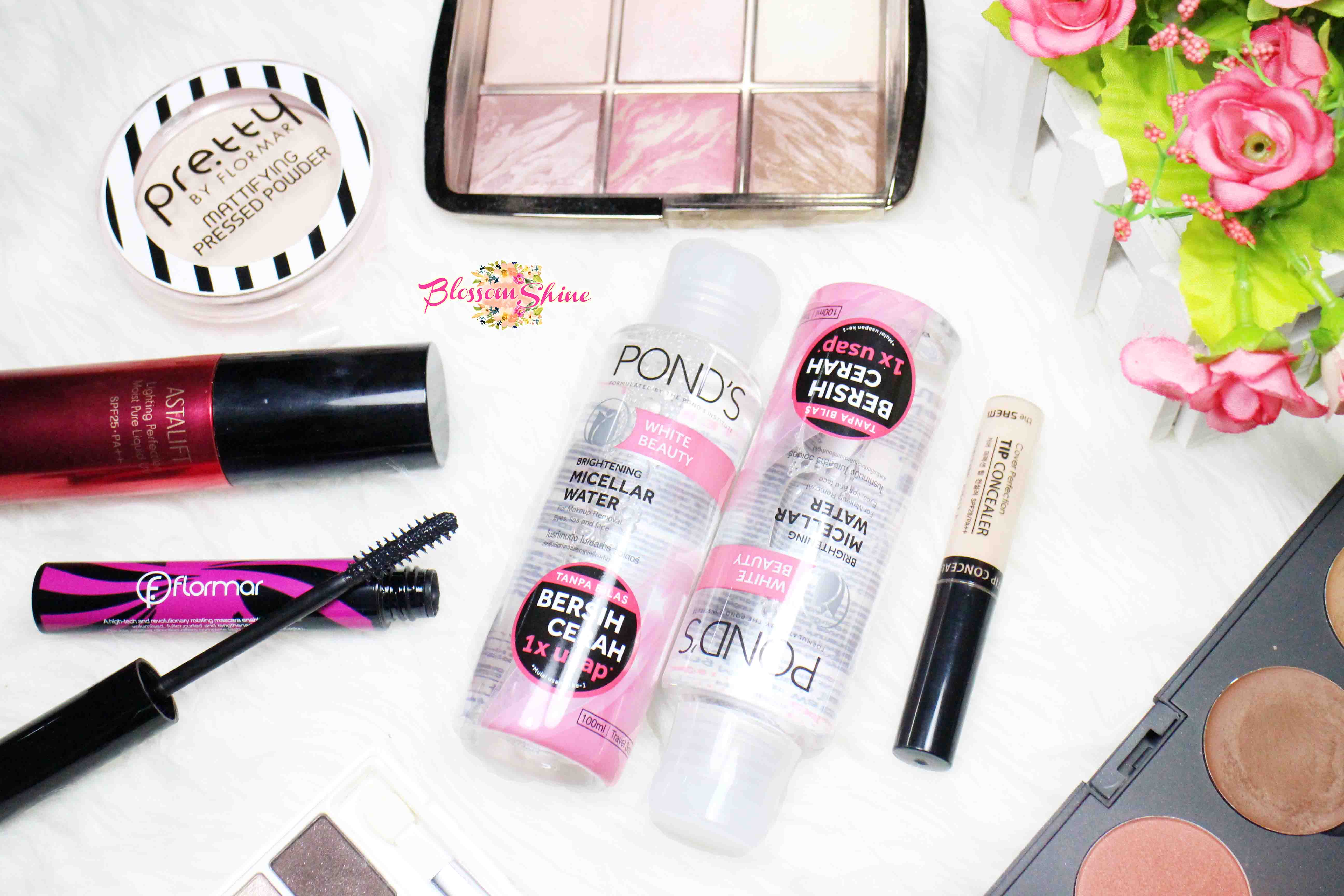 POND'S Brightening Micellar Water Review
