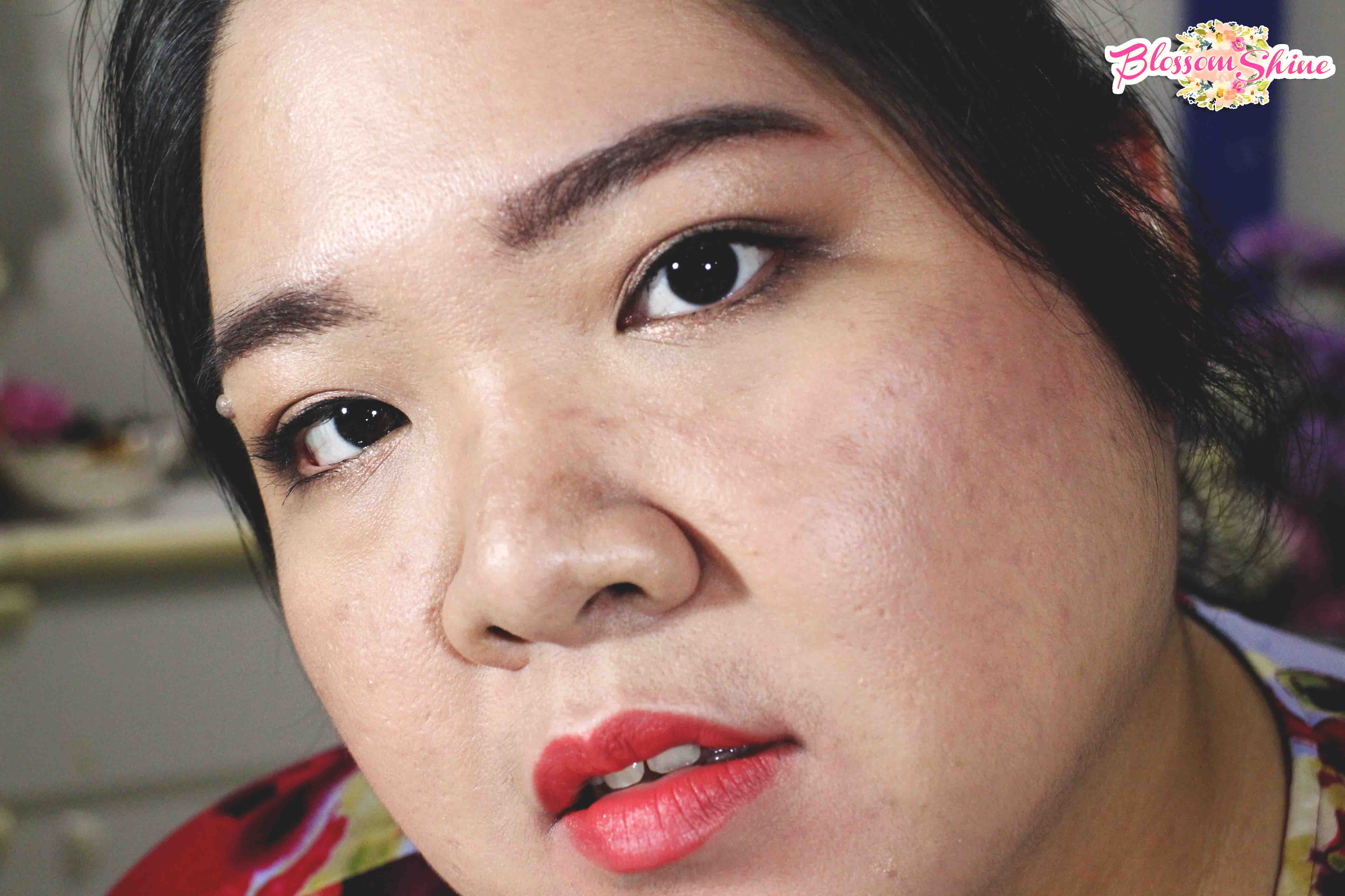 Easy Freckles Makeup Tutorial (Bahasa Indonesia)