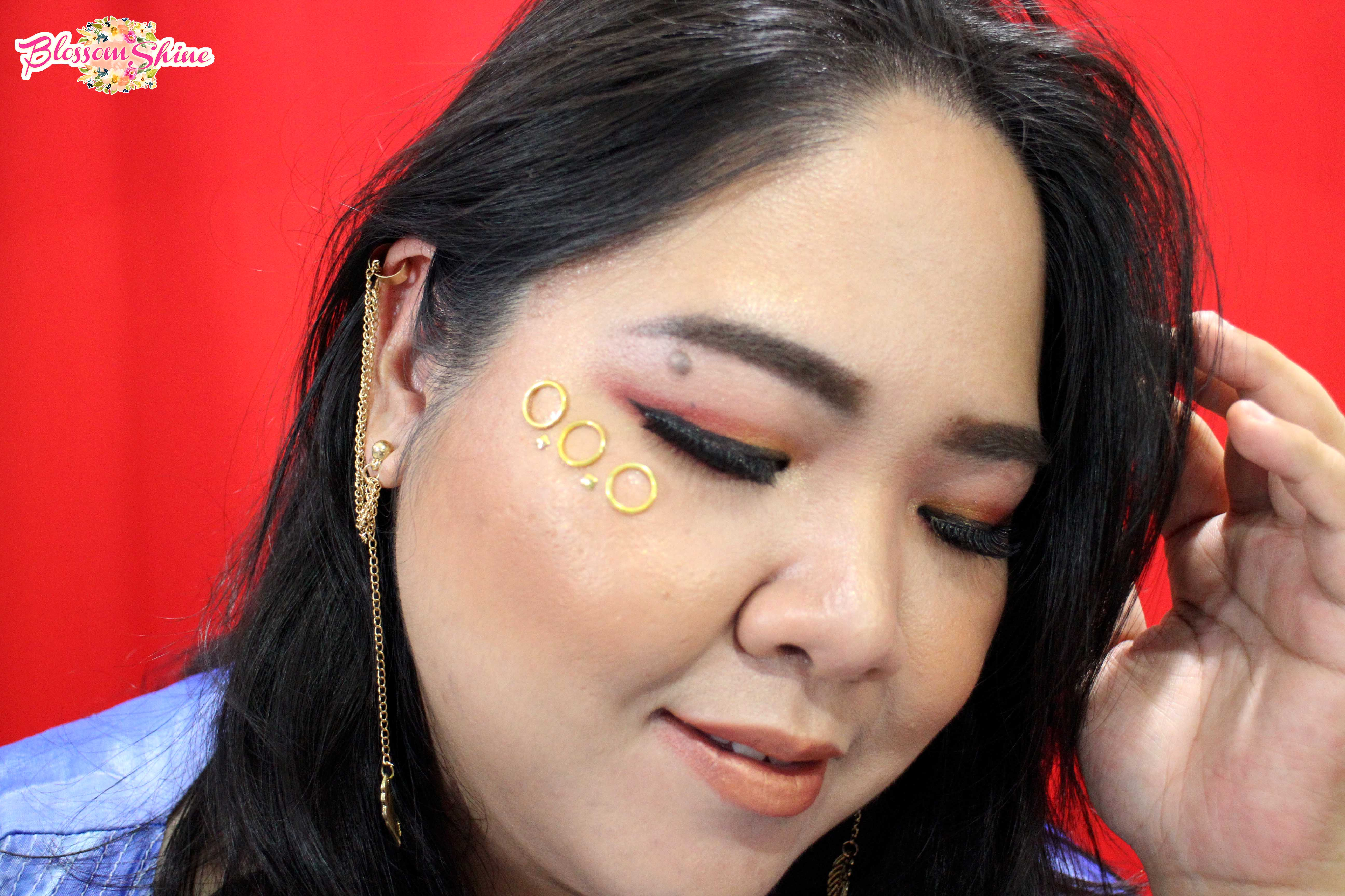 Aladdin Inspired Makeup Tutorial