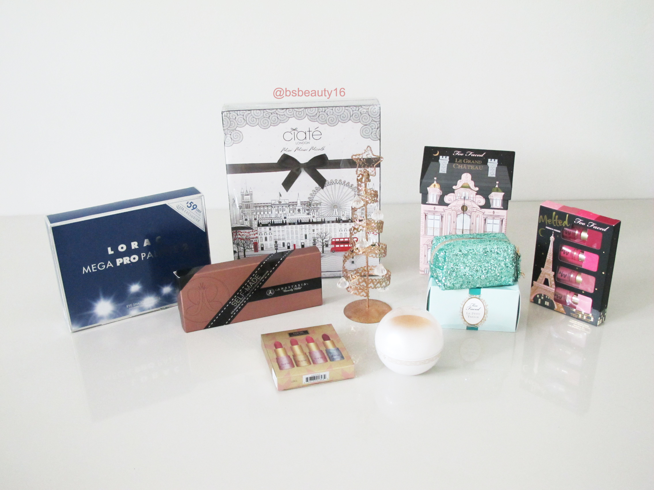 Christmas Haul: Holiday Collection 2015