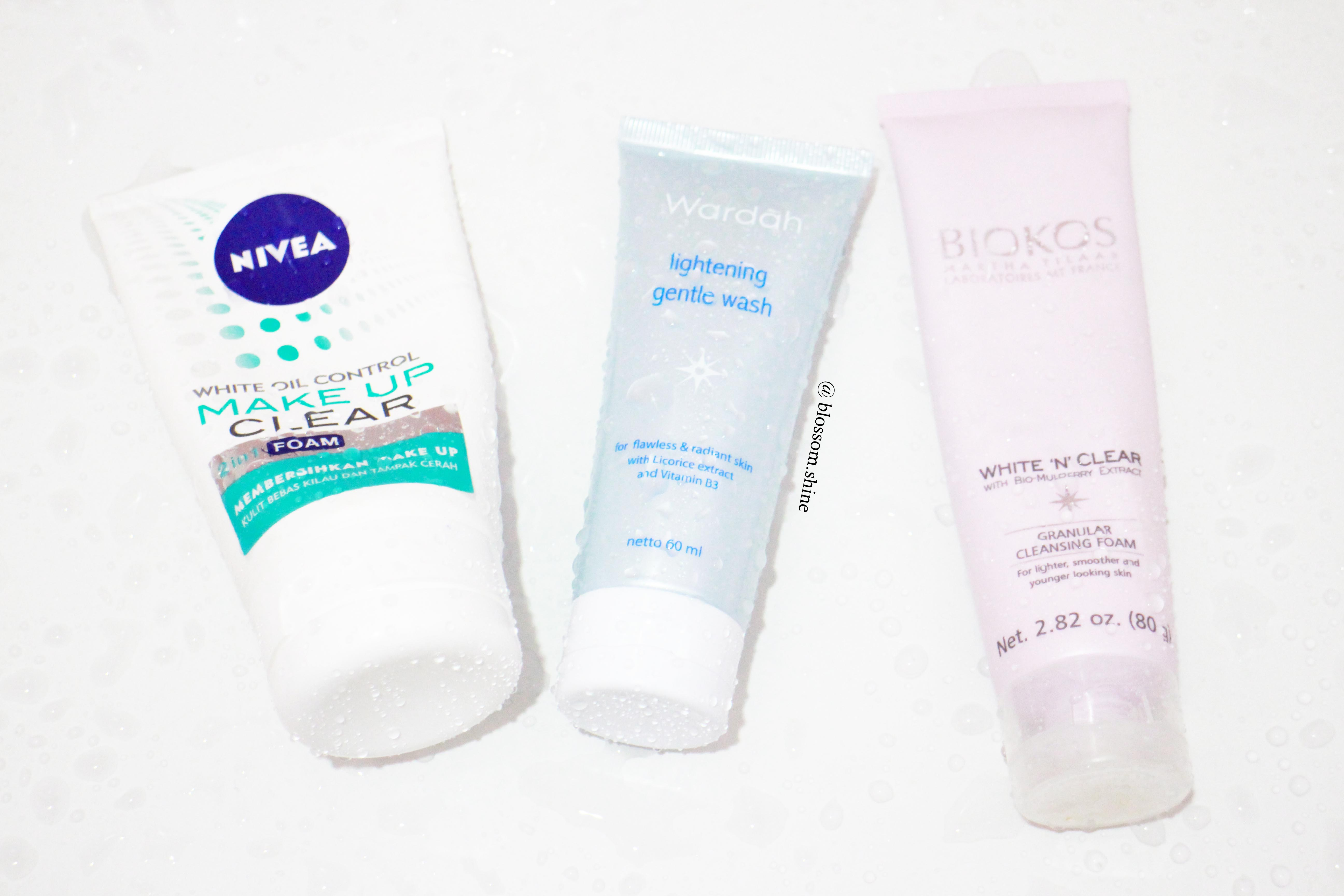 Top 3 Drugstore Face Cleanser For Oily Skin [Beauty Tips & Review]