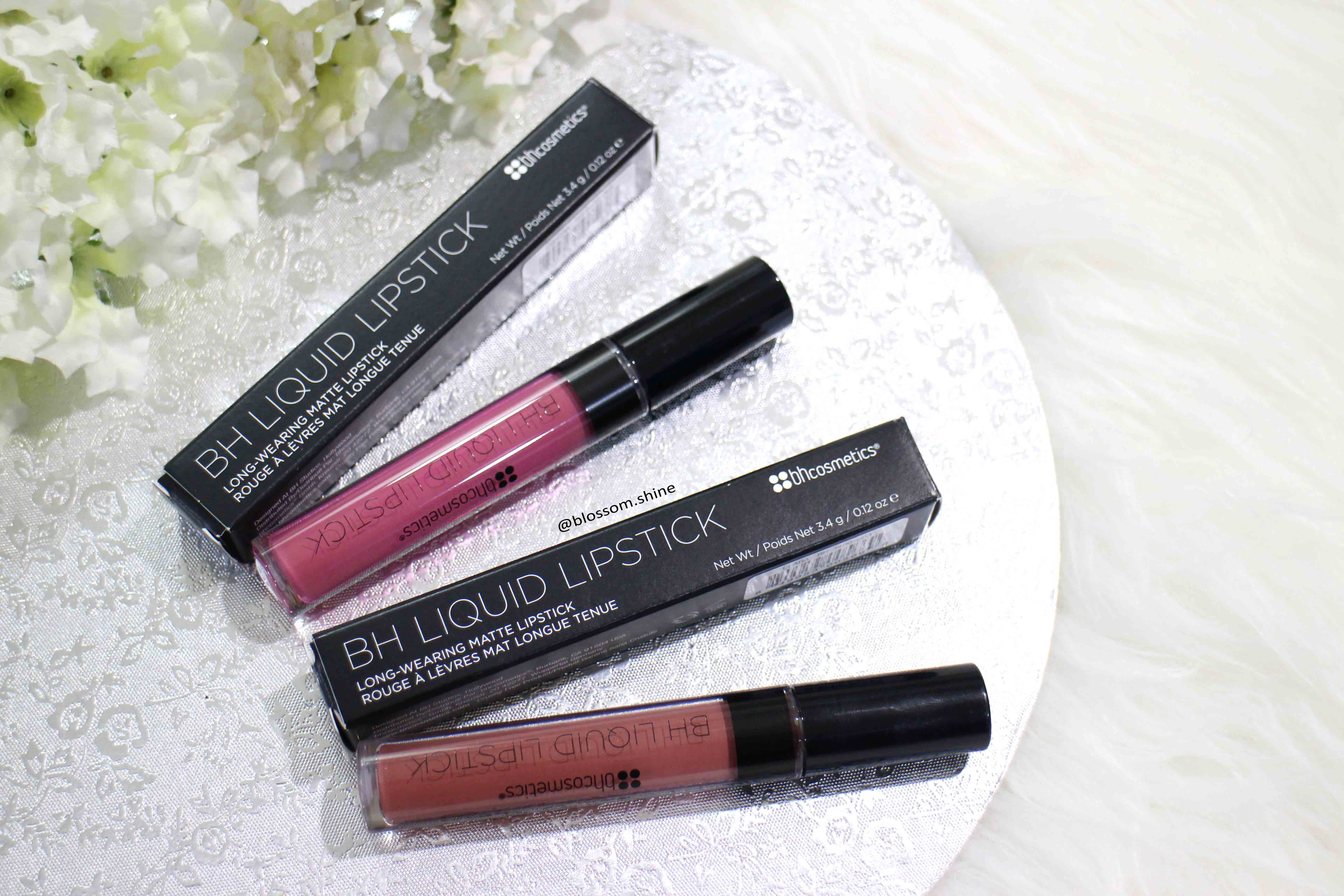 BH Cosmetics Liquid Lipstick [Makeup Review]