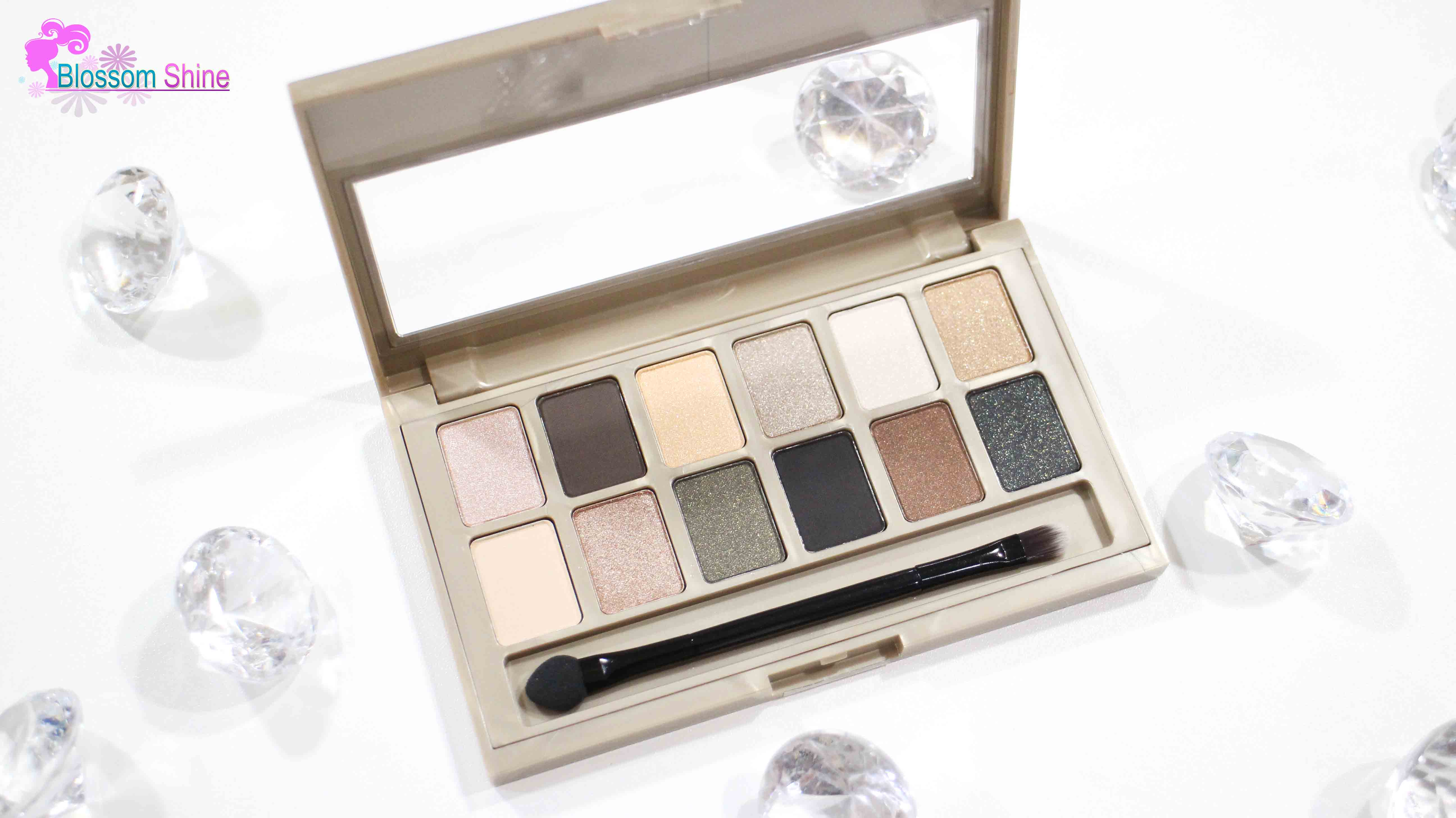 Maybelline The 24K Nudes Palette [Makeup Review Bahasa Indonesia]