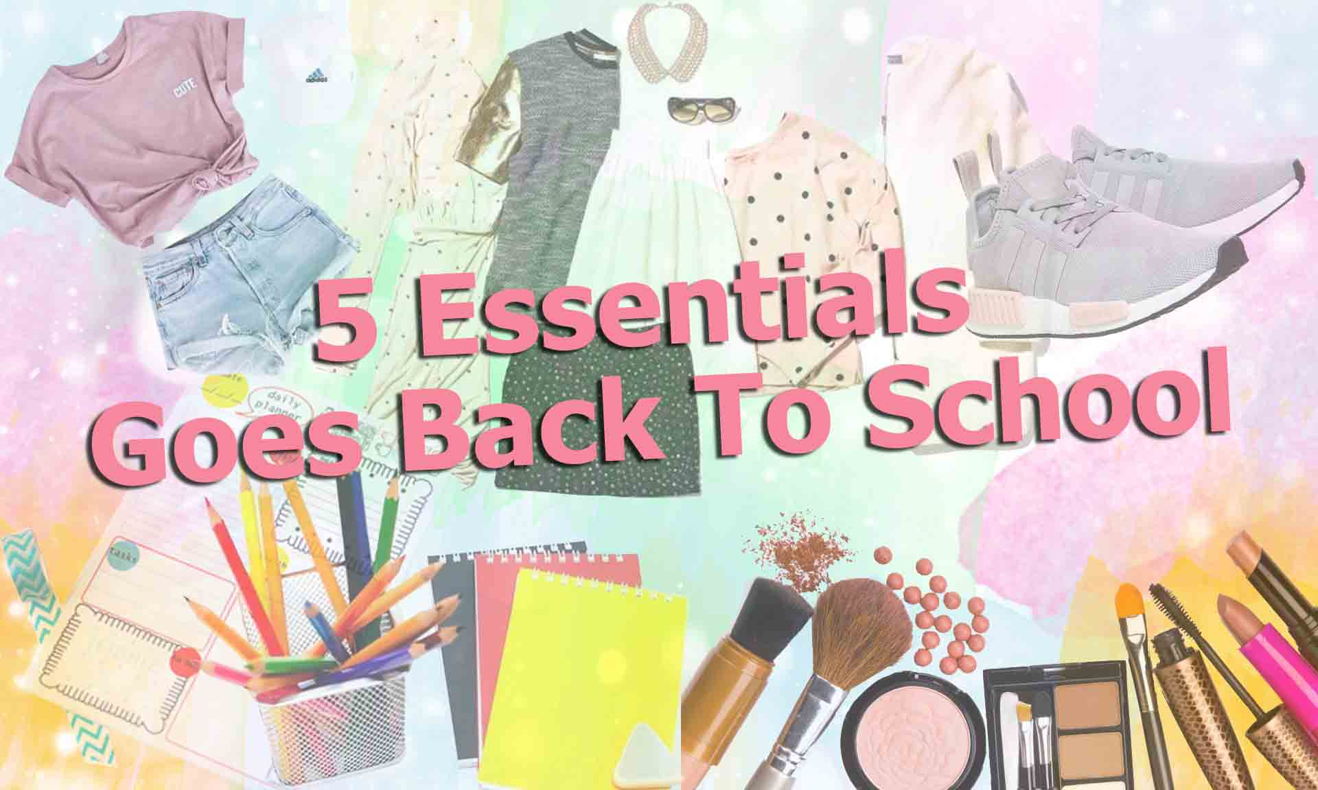 5 Essentials Goes Back To Campus