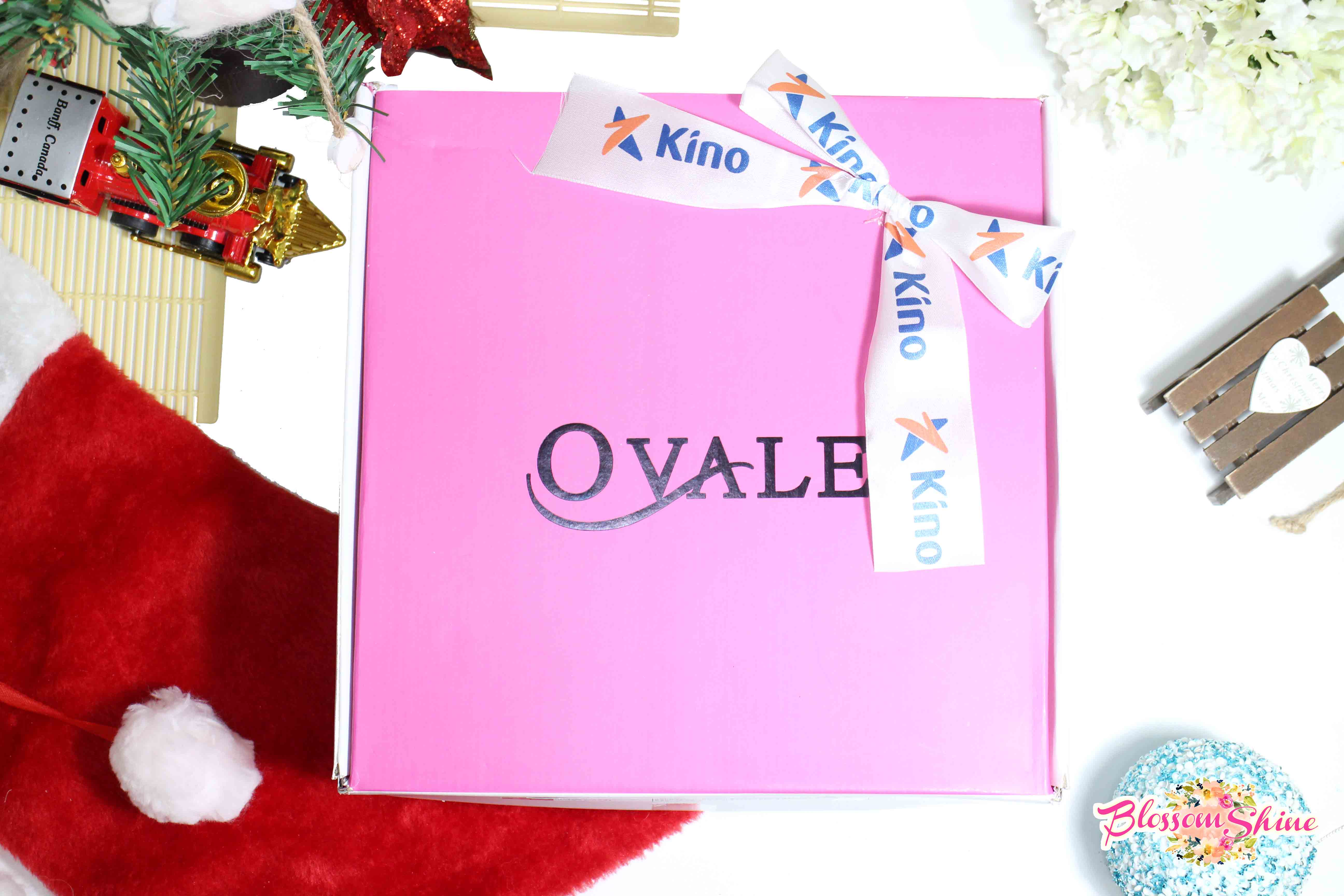 Ovale Beauty – Unboxing Ovale Beauty Box