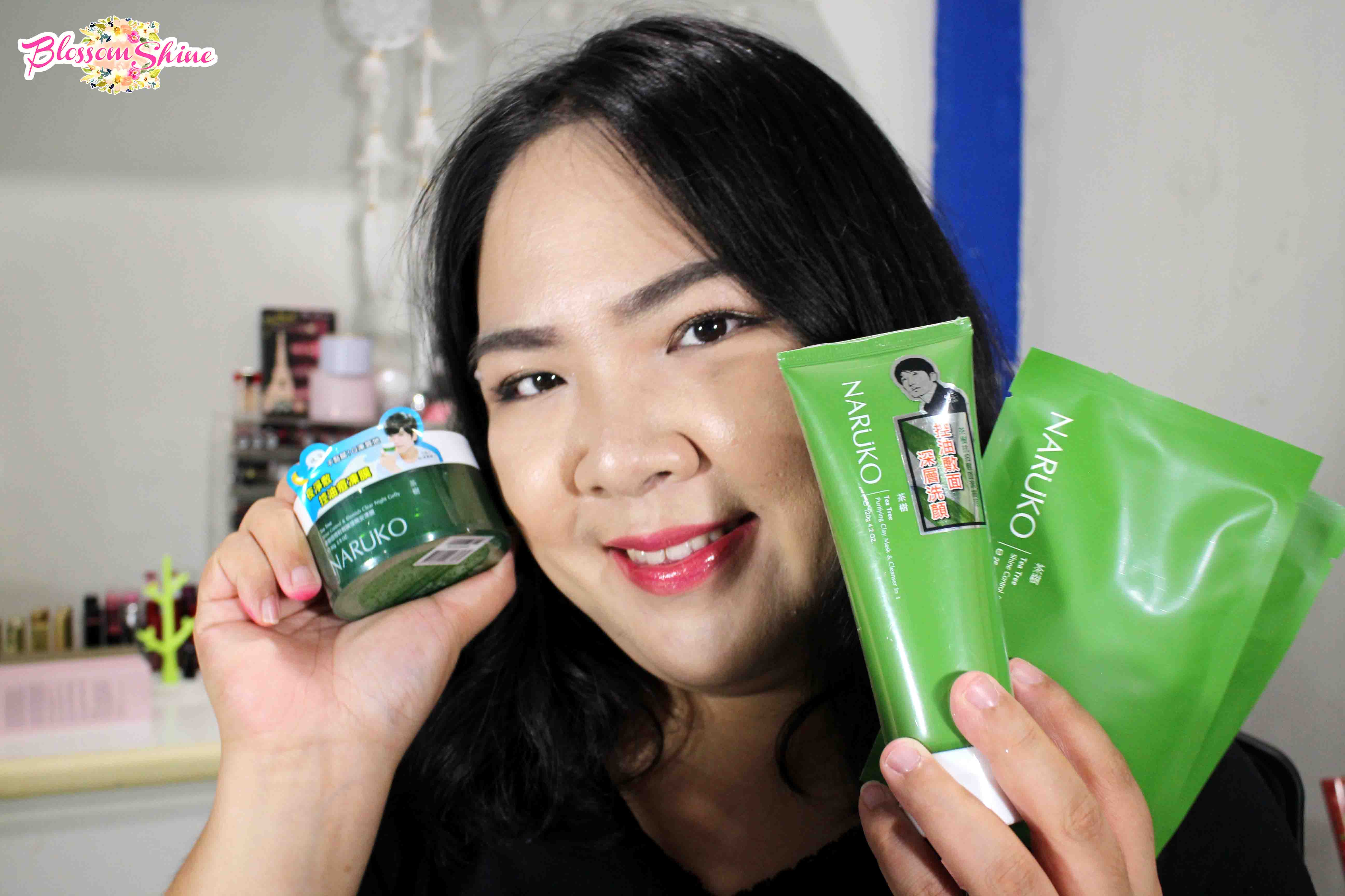 Naruko Tea Tree Skincare Review