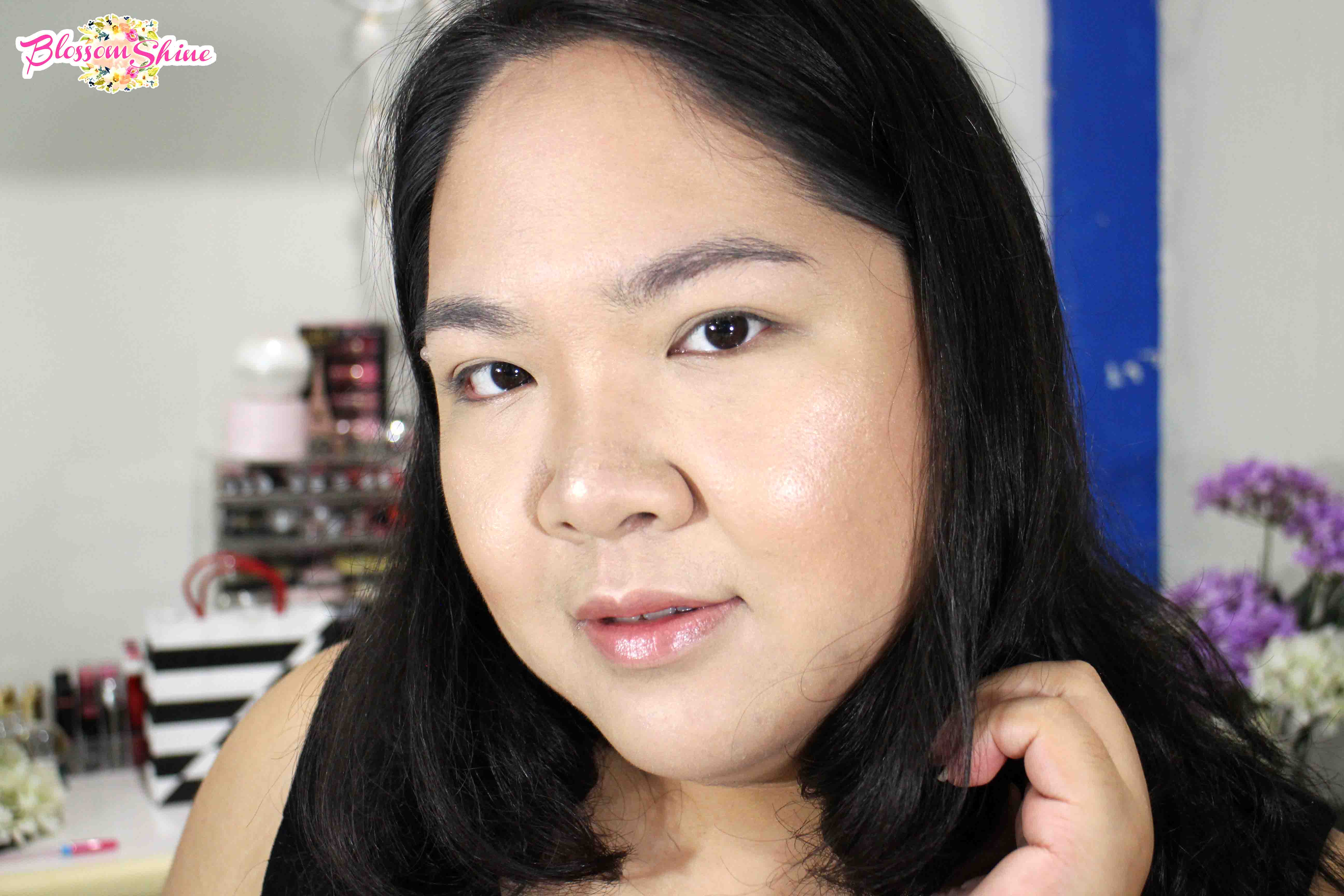 Glossy Makeup Tutorial (Makeup Collaboration)