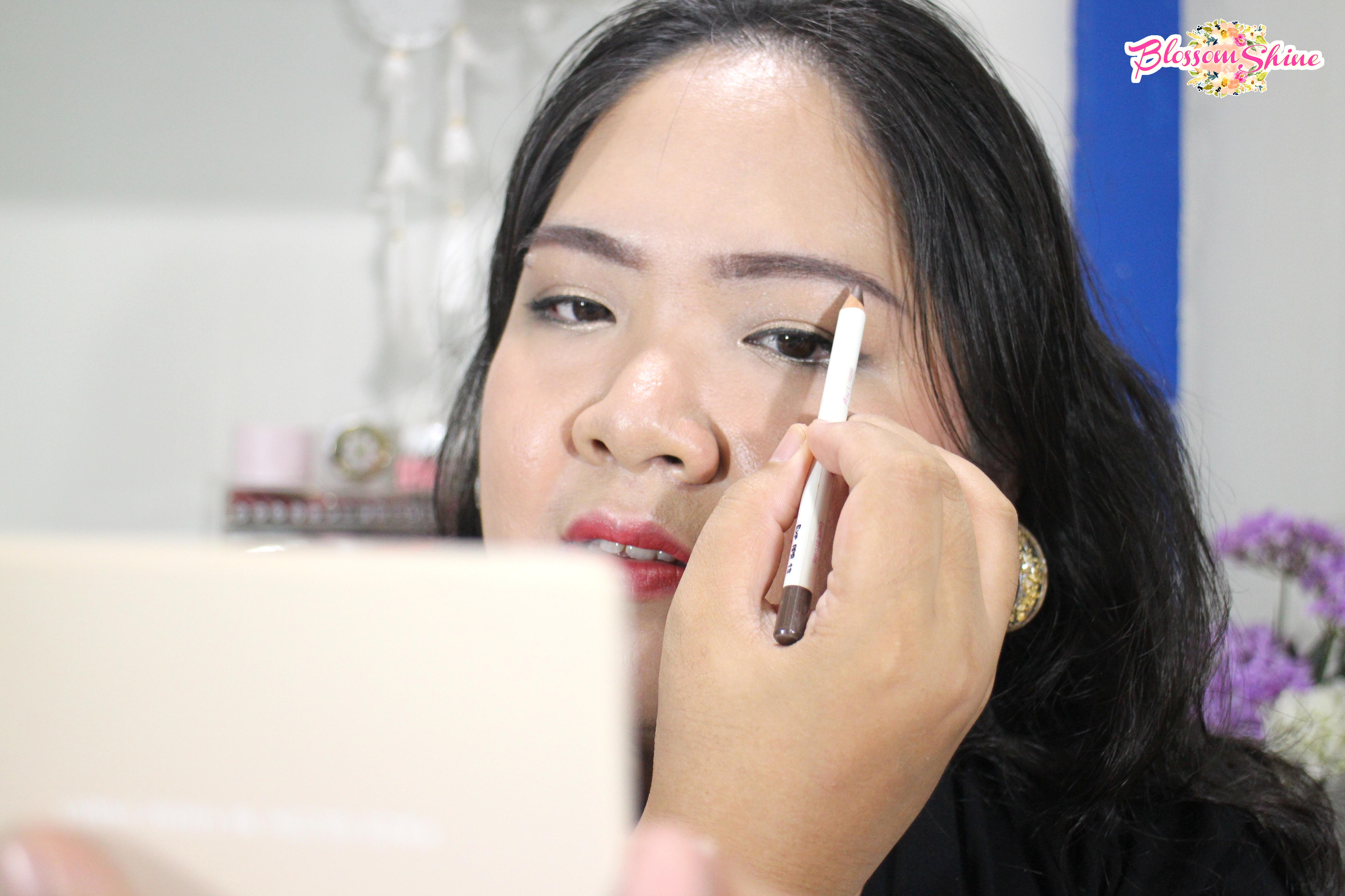 Review Pensil Alis Jill Beauty & Brow Tutorial