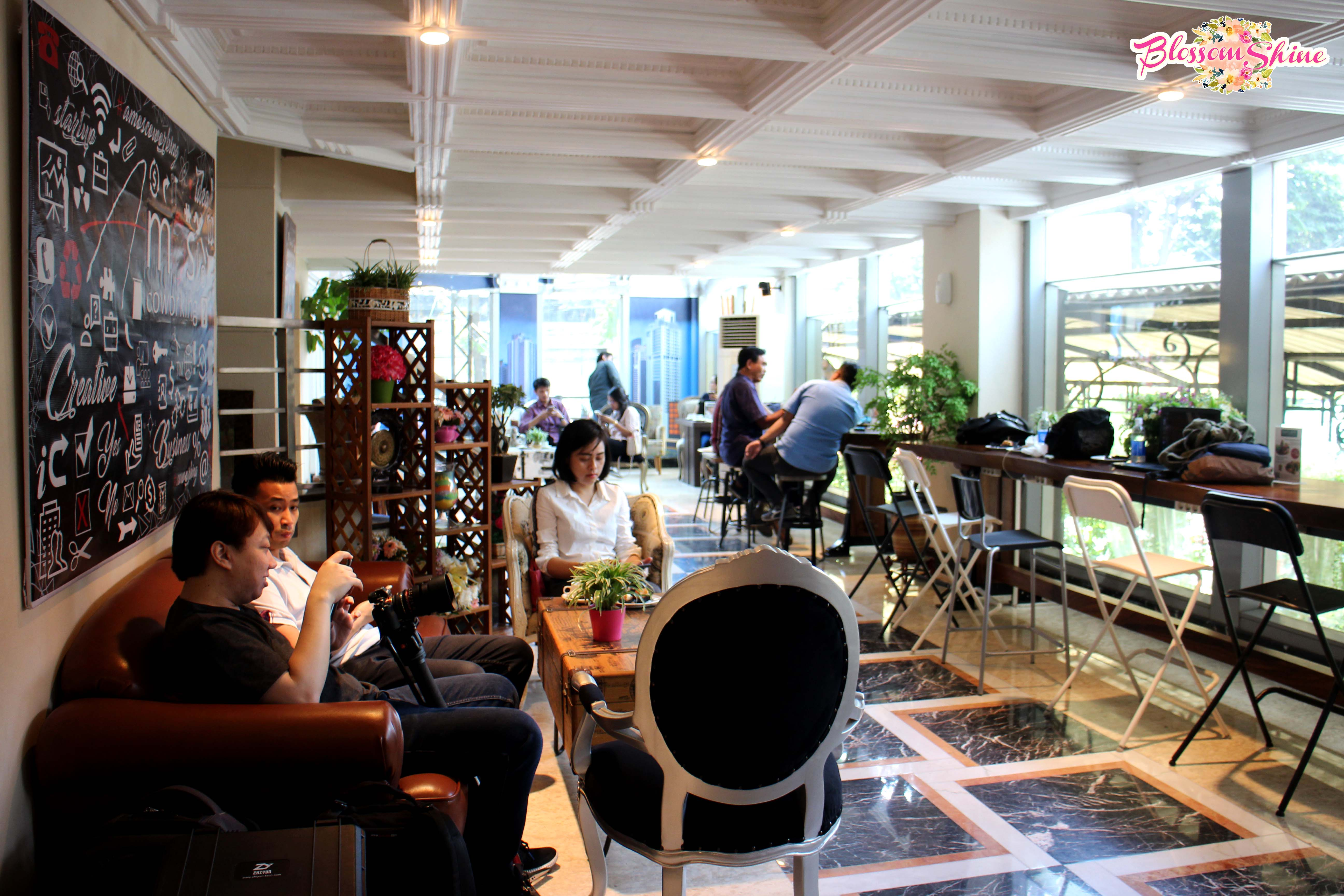 New Coworking Space Di Jakarta Selatan
