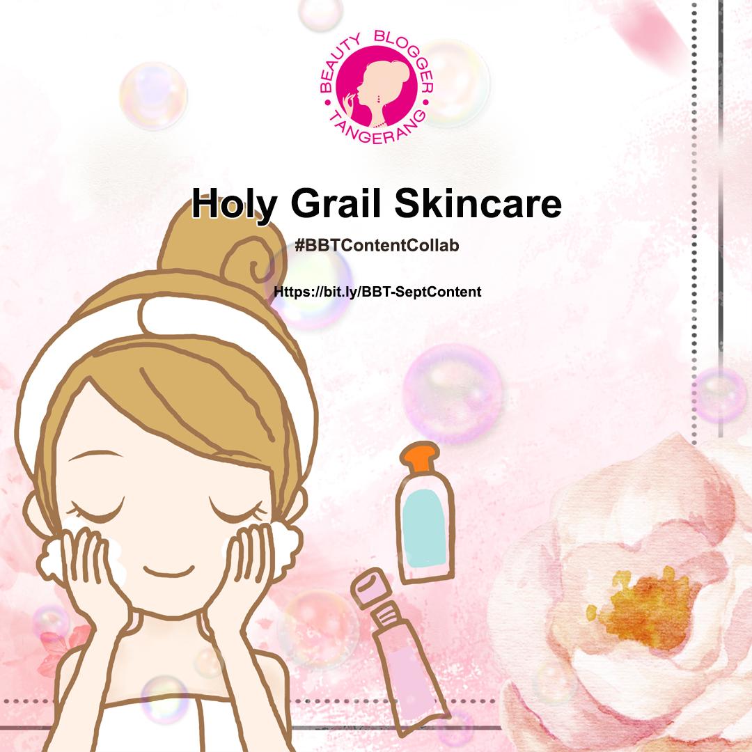 Holy Grail Skincare 2019