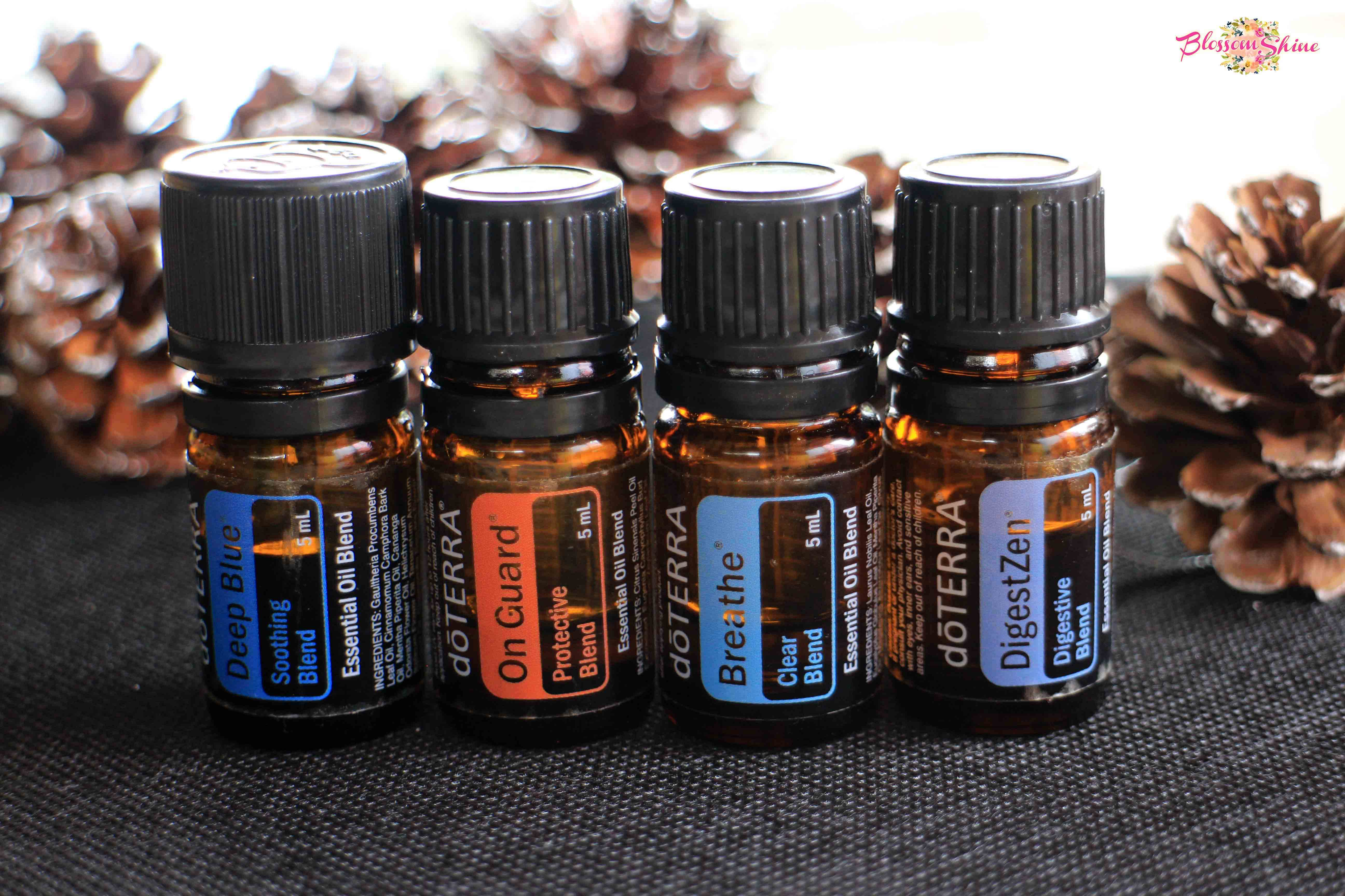 doTERRA Top 4 Blend Oils (Bahasa Indonesia)